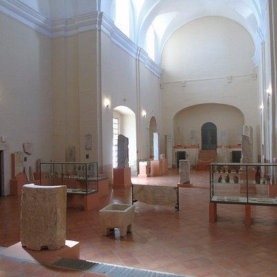 Vista geral- sala principal
