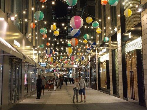 Palmer Alley at CityCenter