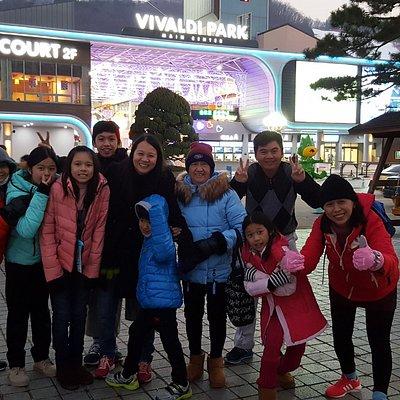 Vivaldi Park, Seoul