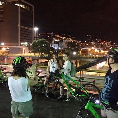 The San Juan Bridge, enjoy one of the incredibles views  that you will see in this night tour.
