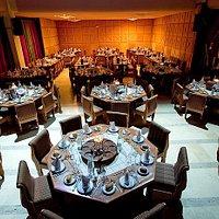 Tables du restaurant Cheherazade