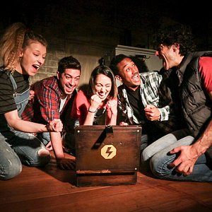 Gather your team and take on this thrilling adventure into the bizarre and mysterious.