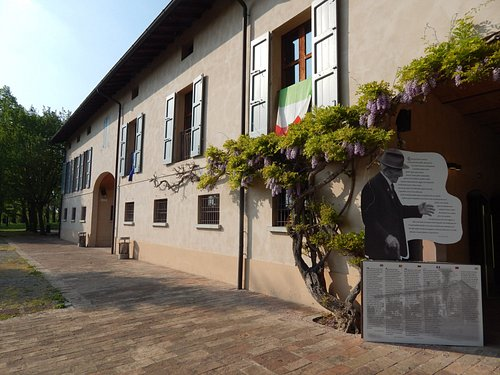 Ingresso Museo Cervi