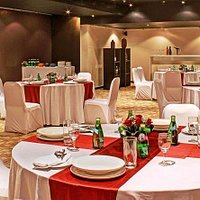 Banqueting & conferencing facilities also available