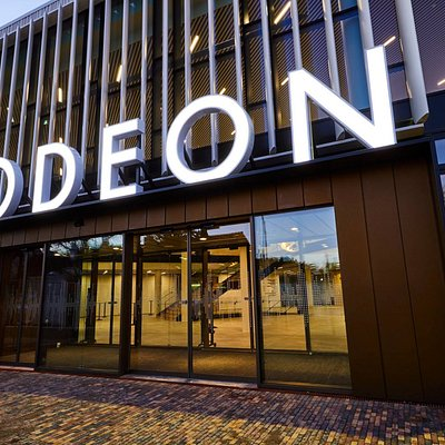 The main entrance of ODEON.