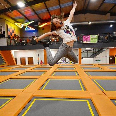 Jump-tastic Airvault