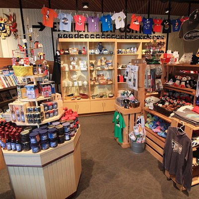 A look inside the shop
