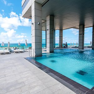 The Pool at the Royal Beach Hotel Tel Aviv by Isrotel Exclusive Collection