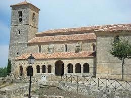 Iglesia de Tamajón. La Puerta de la Arquitectura Negra.