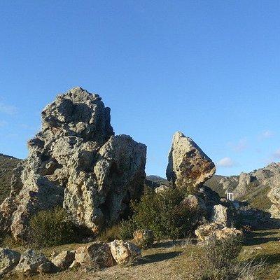"""""""Peña Celadilla"""" Un mirador natural del pueblo de Almiruete"""