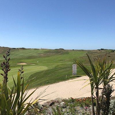 Golf en juin