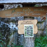 Forte Beisner Opera 4 del Vallo Alpino del Littorio