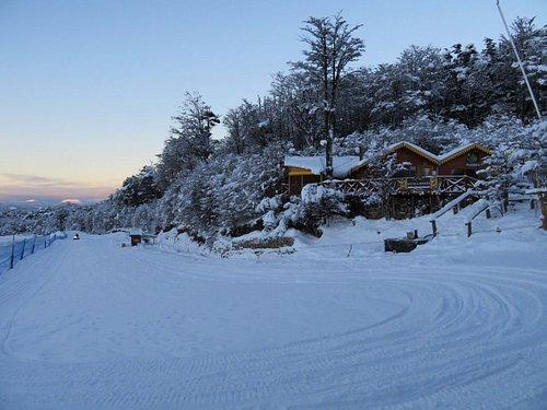 Escuela de Esqui y Snowboard en Ushuaia.