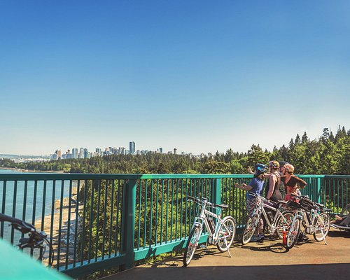 See the city from the famous Lions Gate Bridge!