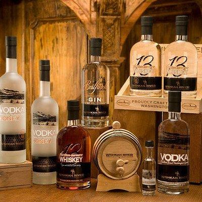 Wishkah River Distillery