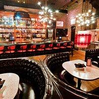 Gaslamp Strip Club Dining Room