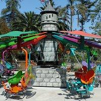 Colourful ride
