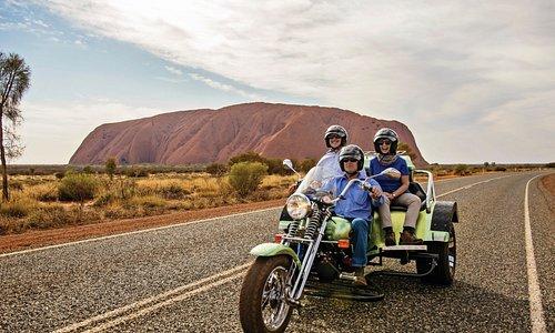 Uluru Trike Tour