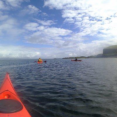 West coast paddling!