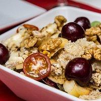 Ensalada de quinoa, sana sana!