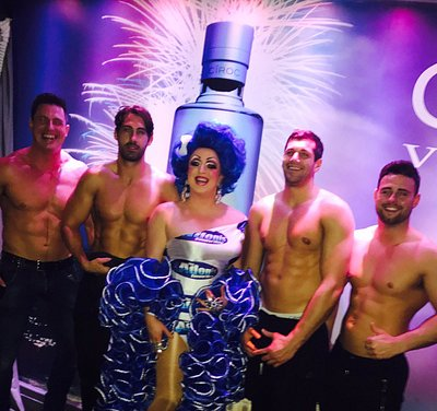 Adonis Cabaret - The Brighton Show