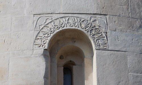 dettaglio, Santuario della Madonna della Strà, Belfiore