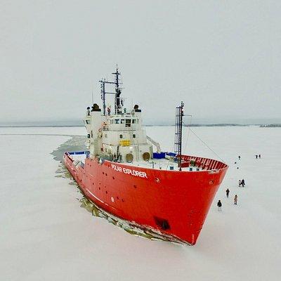Polar Explorer Icebreaker cruise -