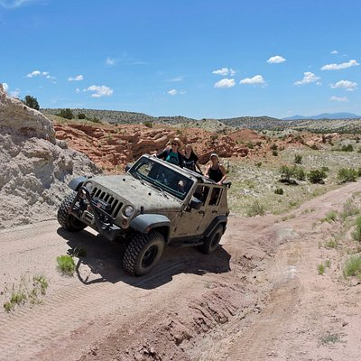 Crazy routes on BLM land