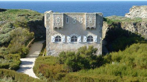 Fort de Sarah Bernhardt