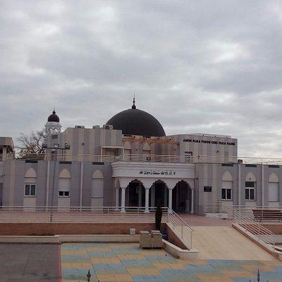 Mezquita Baitur Rahman Valencia