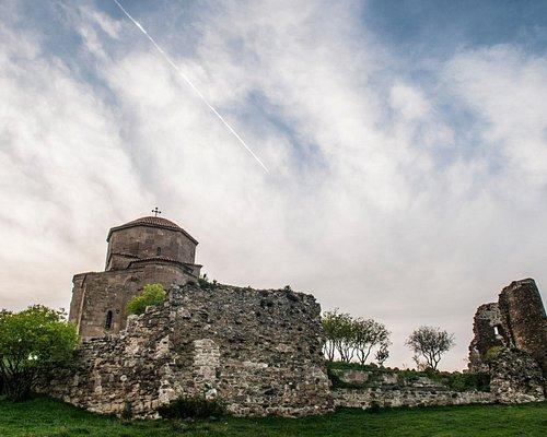 UNESCO Site - Jvari Monastery 6th century - Georiga