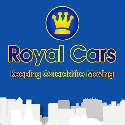Royal Cars Keeping Oxfordshire moving.