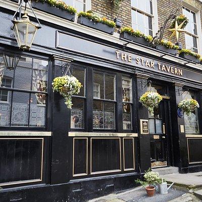 The Star Tavern - Traditional English pub