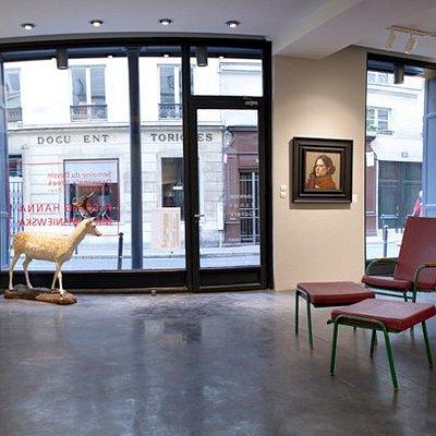 7 rue Bonaparte