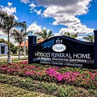 Hodges Funeral Home at Naples Memorial Gardens