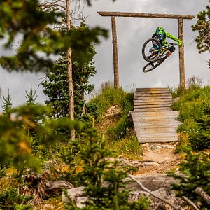 Trestle has riding for all skill levels and is built for progression. Photo: Chris Wellhausen