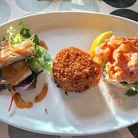 Seafood / fish starter