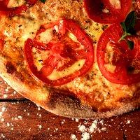 Pizza, 100% artesanal, Integral, Vegetariana.