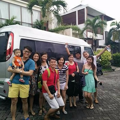 Happy Bali Safest Driver clients