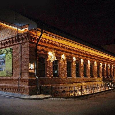 ЛОФТ1890 – памятник архитектуры Царицына.