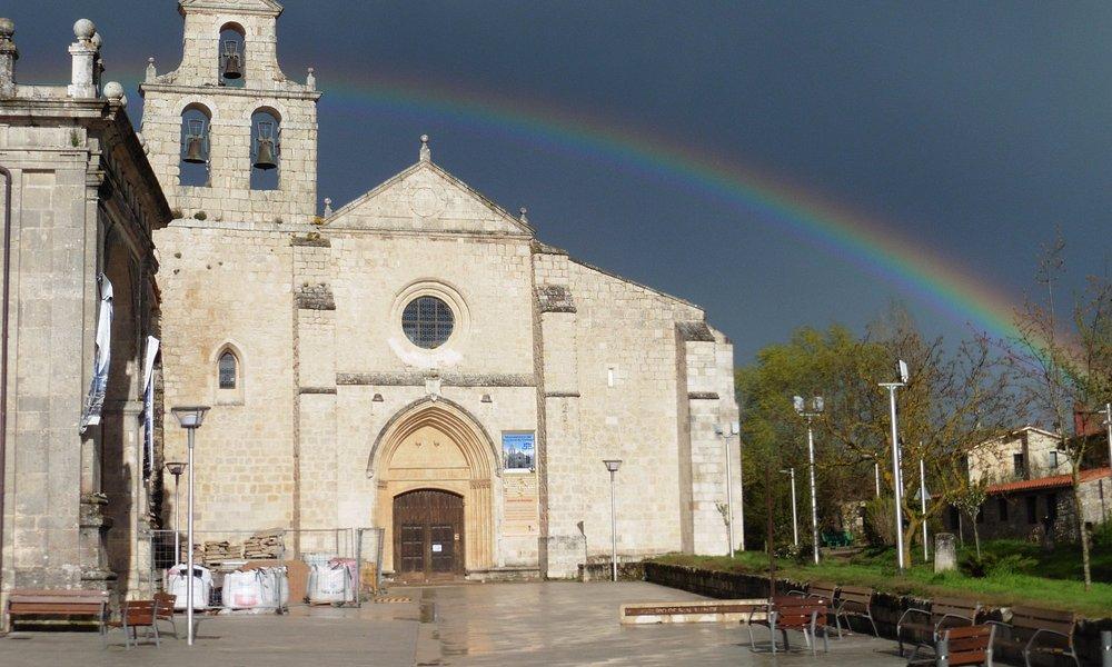 Iglesia de San Juan de Ortega