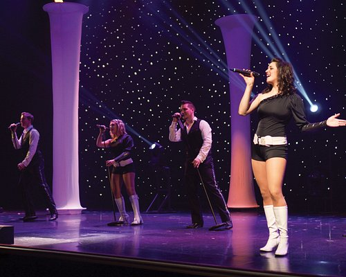 The cast of Thank You for the Music: A Modern Tribute to ABBA