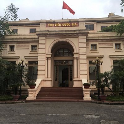 National Library of Hanoi