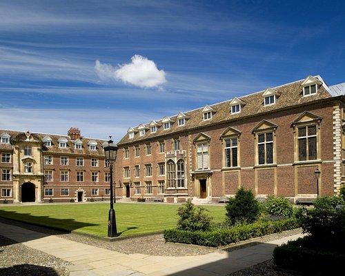 St Catharine's Main Court