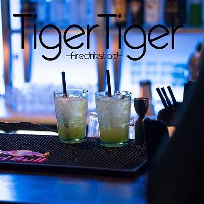 Gode drinker serveres av dyktige bartendere.