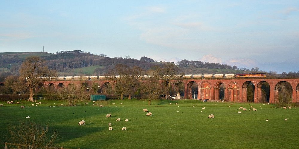 Famous Whalley Arches