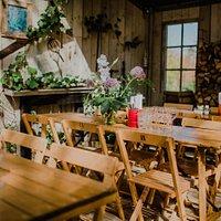 Tuinhuisje Brasserie Meelfabriek Zijlstroom