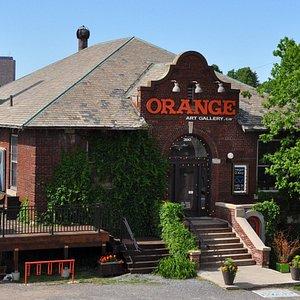 The Orange Art Gallery