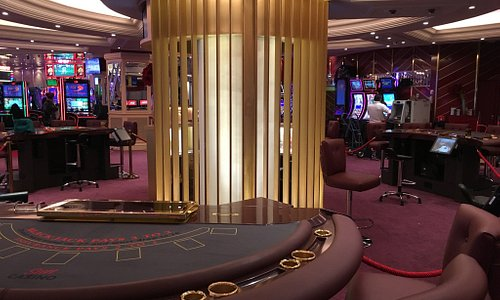 Visite au Sun Casino - Juin 2017
