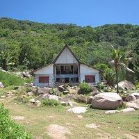 Habitation près d'Anse Fourmis